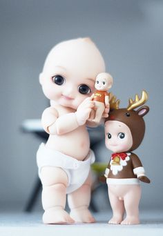 kewpie sony angel