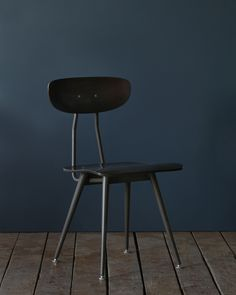 Public Chair - Iron Base