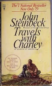 I long to climb into my own Rocinante with my own Charley and meander through Maine, gawk at the Redwoods, and stumble upon some unknown spot in America that really doesn't care to be discovered. John Steinbeck's Travels with Charley is another little masterpiece of great characterization--this time of himself--and the people he meets along the way. Good nonfiction, especially if you like to travel the backroads.