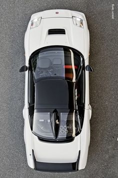 Acura NSX R GT - so sweet! Great view shot..