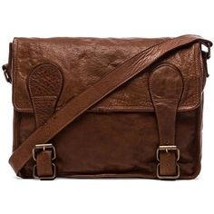 VIPARO Tan 13 Inch Vintage Wash Leather Satchel Messenger Bag - Gustaf (617.455 COP) ❤ liked on Polyvore featuring bags, messenger bags, accessories, purses, bolsas, bolsos, tan, leather messenger bag, leather laptop messenger bag and satchel handbags