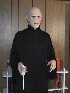 18 harry potter costumes for halloween voldemort costumes and this was my halloween costume for a cosplay of lord voldemort of the harry potter franchise lord voldemort two solutioingenieria Images
