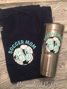 A personal favorite from my Etsy shop https://www.etsy.com/listing/386380340/soccer-mom-monogram-fitted-shirt-or-t
