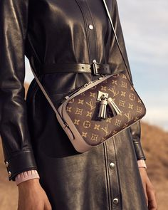 Ready for freedom and adventure. Experience #LouisVuitton's Spirit of Travel with the Monogram Saintonge bag: more at louisvuitton.com.