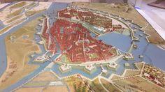 1614 Hamburg (Germany) was a fortress!