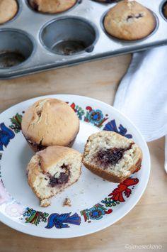 Мафини со џем / Jam muffins
