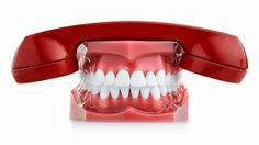 Your clean teeth are just a phone call away. Call your dental office today to set up your next cleaning!