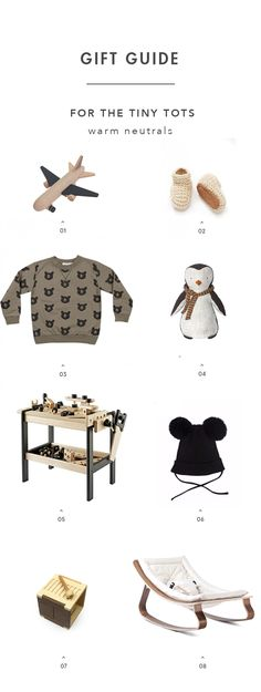 Gift Guide: For the Littles - Apartment34