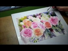 Video-Tutorial Roses - fillesansnoms Webseite!