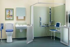 Helpful tips on how to design a dementia-friendly bathroom http://www.independentliving.co.uk/advice/designing-dementia-friendly-bathroom/