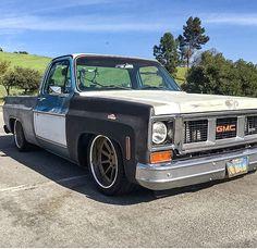 C10 love Chevy Pickup Trucks, Classic Chevy Trucks, Chevy C10, Chevy Pickups, Chevrolet Trucks, Bagged Trucks, Lowered Trucks, C10 Trucks, Drift Truck