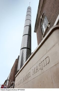 Historic England Archive Content Has Moved Tower Hamlets, London Photographer, Brick Lane, Greater London, Mosques, British, England, Collections, Sculpture