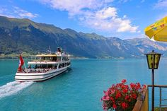 Planning to visit Interlaken in Switzerland but are not sure where to go or what to see in the area? Here are the best itinerary suggestions for one day in Interlaken. Go Hiking, Hiking Trails, Day Hike, Day Trip, Lake Thun, Jungfraujoch, Visit Switzerland, Europe Holidays, Round Trip