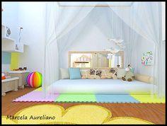 O projeto para quarto de bebê, apresentado no programa Amazônia Mulher, foi um sucesso. Todos gostaram da proposta de um novo conceito para quarto de criança. Querem saber como foi essa história? …
