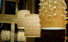 Cassie Hibbert Design's Pendant Lights