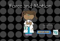 Force and Motion Smart Board Lesson