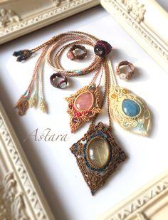McLerme order exclusive page Collar Macrame, Macrame Colar, Macrame Necklace, Macrame Jewelry, Macrame Bracelets, Macrame Knots, Loom Bracelets, Hemp Jewelry, Soutache Jewelry