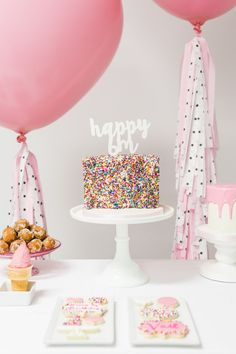 There's nothing sweeter than a celebration for a gorgeous little girl! Complete with pretty pink, sprinkles, and plenty of gold shimmer, this half birthday party is absolutely adorable. Scroll on to see incredibly gorgeous photos and fun ideas from this picture perfect party by Lux Event Rental! We love any reason to celebrate. Our little sprinkles …