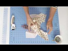 Learn how to Master and Sew using the Burrito Method - YouTube