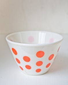 1950s Fire King large mixing bowl