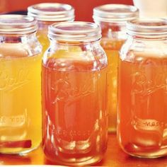 Apple Pie Moonshine...You can't swing a stick where I live without hitting someone who makes moonshine...this is good stuff but will make you howl...