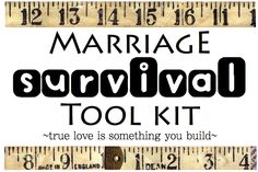 I had a lot of fun putting this Marriage Survival Tool Kit together. This was for a wedding gift but the idea could be used for an. Wedding Shower Gifts, Wedding Gifts For Couples, Great Wedding Gifts, Perfect Wedding, Wedding Advice, Wedding Ideas, Creative Wedding Gifts, Funny Wedding Gifts, Wedding List