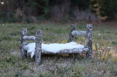 Newborn Photography Prop  -  Rustic on Etsy, $65.00