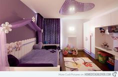 15 Canopy Beds in Totally Girly Bedrooms