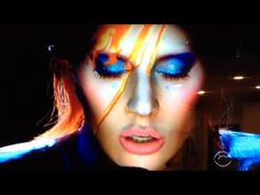The Truth about Lady Gaga's David Bowie Tribute - Published on Feb 16, 2016 Lady Gaga channeled Ashtar, leader of the Galactic Federation of Light, at the 2016 Grammys. We also saw similar CERN symbolism used at the Super Bowl involving the opening of a wormhole on stage, and what we saw at the Grammys.