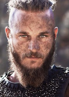 Ragnar from Vikings. You can pillage my village anyday!!!!!