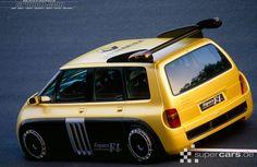 Renault Espace F1 Prost 1st Generation  #espaceF1 #alainprost #teamrenault  #misterauto #piecesauto