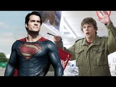 Superman vs. Jesse Eisenberg - Thanks to the geekverse spewing venom at the casting of Jesse Eisenberg as the new Lex Luthor in Batman vs. Superman, the awesome guys at Screen Junkies have taken it upon themselves to personify the situation. Click below to get a load of their editing brilliance. Yes, many complained over...