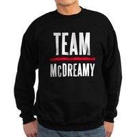 Team McDreamy Grey's Anatomy Sweatshirt