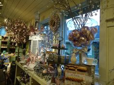 Wellington Gift and Garden a piece of French heaven in Edmonton. From my blog whitecottagechic.blogspot.com