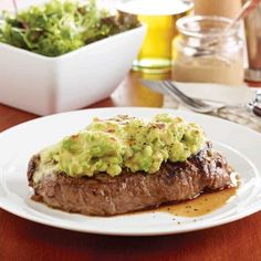 Avocado and Mozzarella Mustard Steaks  #AustralianAvocados #Recipe #myfoodbook