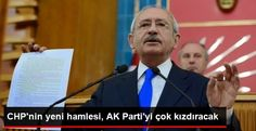Devriye Haber : CHP'nin 'Yolsuzluk Haftası' Programı, AK Parti'yi ...