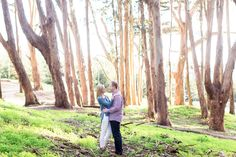 Lover's Lane San Francisco Engagement Photographer | Chico California Wedding Photography and Videography by Chico Photographer Videographer Couple TréCreative