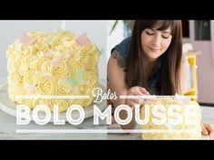 BOLO MOUSSE DE LEITE NINHO | DANI NOCE - YouTube