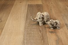 Elephant skin flooring