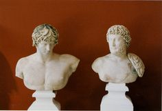 Southern Folk Artist & Antiques Dealer/Collector: Hadrian & his lover Antinous