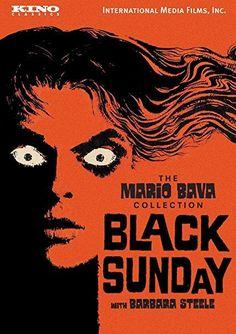 Barbara Steele & Mario Bava - Black Sunday: Remastered Edition