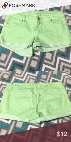Summer Shorts Great condition and only worn once or twice. Celebrity Pink Shorts Jean Shorts