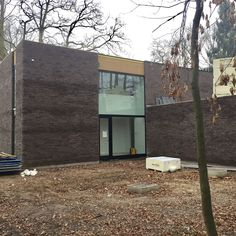 Entree, woning in opbouw, 1511CLER stam.be