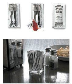 Campaign Against Landmines: 122 Must See Guerilla Marketing Examples Photo