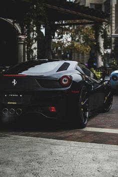 The Ferrari 458 is a supercar with a price tag of around quarter of a million dollars. Photos, specifications and videos of the Ferrari 458 Ferrari 458, Maserati, Bugatti, Ferrari 2017, Ferrari Mondial, Lamborghini Veneno, Sexy Cars, Hot Cars, Aston Martin