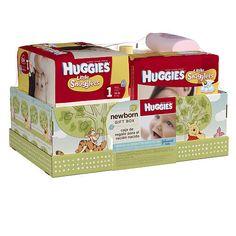 Huggies Newborn Gift Set