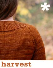 Harvest by Tin Can Knits - 8 Simple (and free!) Patterns