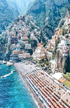 Positano.#ITALIA#