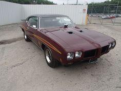 #Salvage 1970 PONTIAC GTO #Classic with VIN: 242370B102100
