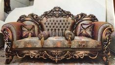 Home Discover Luxury Sofa Unusual Furniture, Victorian Furniture, Victorian Decor, Classic Furniture, Cool Furniture, King Furniture, Home Decor Furniture, Luxury Furniture, Home Furnishings